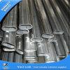 Tubo oval de aço de ASTM 310S Sainless para a decoração