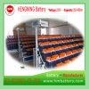 Acumulador alcalino Ni-CD/níquel- para UPS, ferrocarril, subestación