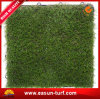 Muestras libres de calidad superior que enclavijan el azulejo artificial de la hierba