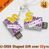 현재 (YT-1800)를 위한 주문 편지 또는 특성 모양 USB Pendrive