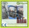 Máquinas plásticas da fabricação do frasco da máquina de sopro do frasco do animal de estimação