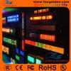 Im Freien einzelne Meldung LED-Bildschirmanzeige der Farben-P10mm für Speicher