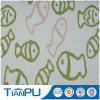 Nuevas materias textiles del telar jacquar del algodón del poliester del modelo de la historieta del diseño para el protector del colchón