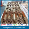 Diviseur de pièce d'acier inoxydable de décoration intérieure