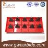 Вставки карбида вольфрама Indexable для вырезывания
