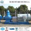 Doppeltes saugen Schrauben-Übergangspumpe der Schrauben-Pumpen-Verdränger-Ladung-Öl-Pumpen-zwei auf