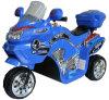 Elektrische Rit op Motorfiets