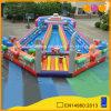 Campo da giuoco gonfiabile di divertimento di grande del bambino di divertimento della sosta tema gonfiabile del ristorante da vendere (AQ01477)
