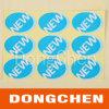 De aangepaste Decoratieve Sticker van het Af:drukken van de Koepel Waterdichte Zelfklevende Epoxy