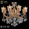 Indicatore luminoso a cristallo europeo del lampadario a bracci di vendita calda