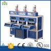Prensa fría media rápida del sistema de enfriamiento del agua y máquina caliente de la prensa de dos caras (JY-3--RLYH)