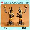 Figurine собаки Anubis сувениров домашнего украшения египетский
