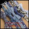 Cravates estampées par coton floral de relation étroite de proue de mode élevée