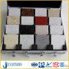 Panneau en aluminium en pierre de marbre élevé de nid d'abeilles de matériaux de construction de dureté