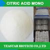 Monohidrato del ácido cítrico