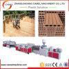 Chaîne de production creuse de panneau de porte de PVC WPC d'approvisionnement d'usine