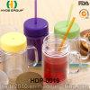 Sommer Heiß-Verkauf 20oz BPA geben Plastikbecher mit Stroh frei (HDP-0163)