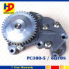 bomba de petróleo 6D108 para a peça de motor PC300-5 da máquina escavadora (6221-51-1101)
