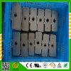 Arruela elétrica de mica da isolação com serviço livre do CNC