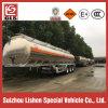 3 Axle 45000L Alluminum сплава нефтяного танкера трейлер Semi