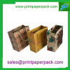 Exportación al bolso de papel del regalo de la bolsa de Gran Bretaña