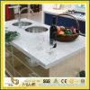 Pure Polished Quartz Countertop/Vanity Top pour Kitchen/Bathroom