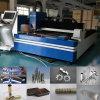 Machine de découpage de laser de fibre de tube/plaque en métal de commande numérique par ordinateur de l'offre 1kw