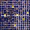 Mattonelle di mosaico di vetro per materiale da costruzione decorativo (MC809)