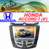Reprodutor de DVD do carro para Honda Accord 7 com Poder-Barra-ônibus (2003-2007) (CT2D-SH9)