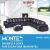 家具、ソファー、現代低速の背部部門別のソファー