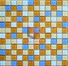 Mosaico cristalino del color mezclado (CFC184)