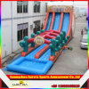 Water Poolの新しいFinished Giant Inflatable Slide