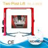 Un elevatore idraulico dei due paletti (WL-2-35CE)