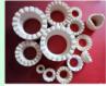 Saldatura di vite prigioniera dell'arco Cordierit/tipo di ceramica puntale rf uF pf della mullite fatto nello standard della Cina ISO13918