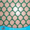 Rete metallica piana/maglia di plastica per Poutry del foro esagonale o del foro del diamante
