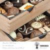 Regalo del chocolate de Hongdao pila de discos el rectángulo de madera