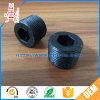 Parte di plastica di nylon di rivestimento nero dello spruzzo di alta qualità