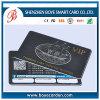 Cartão personalizado do plástico do laser Qr VIP