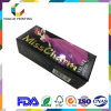 Cosméticos impresos personalizados, lápiz labial, caja de embalaje de papel de color