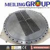 Dn1500 1.4404 Forjado F316L Folhas de tubo de aço inoxidável para caldeira