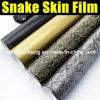 Pythonschlange Skin/Snake Skin Car Wrap Vinyl 1.52*30m mit Air Free Bubbles