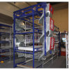Poultry automático Feeding Equipment Layer Chicken Batter Cage para Sale