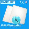 620*620 48W 100lm/W impermeabilizan la luz del panel cuadrada del LED