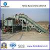 120t de hydraulische semi-AutoPersen van het Papierafval