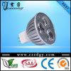 3X3w 12V MR16 LED van uitstekende kwaliteit Spotlight