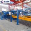 具体的な補強の鋼線の網機械(2500mm)