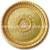 米国Market (BRRD80-2-S076)のための小型のEasy Installed Ceiling Medallion