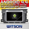ベンツSmart (W2-A7521)のためのWitson Android 4.4 System Car DVD