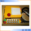 Van F24-12s de Draadloze Radio Remote Controle van Telecrane