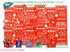 6 Schicht-gedrucktes Leiterplatte gedruckte Schaltkarte für elektronisches Gerät